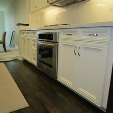 Traditional Kitchen by Brocca Custom Finish Carpentry