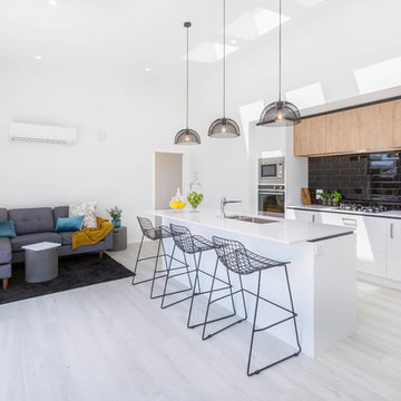 Golden Homes Show Home in Wallaceville Estate