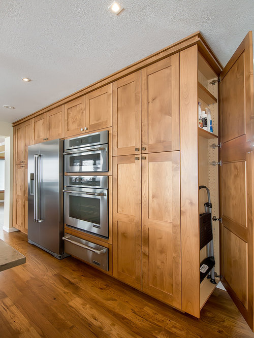 Broom Cabinet Ideas, Pictures, Remodel and Decor