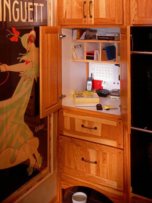 Kitchen Message Center   Houzz