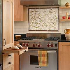 traditional kitchen by Jessica Risko Smith Interior Design