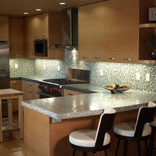 Modern Kitchen by Patricia Benson