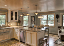 What is your kitchen back splash?