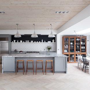 75 Most Popular Grey Kitchen Design Ideas For 2019 Stylish Grey