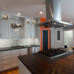 contemporary kitchen by Jones Architecture