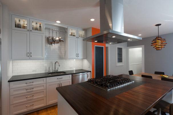 Contemporary Kitchen by Jones Architecture