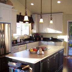 Gorgeous Mix Of Kitchen And Bath Remodels