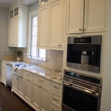 Traditional Kitchen by Hardwood Creations