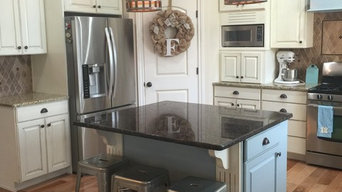 Gorgeous Kitchen Paint Project