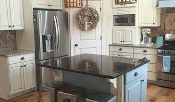 Gorgeous Kitchen Paint Project