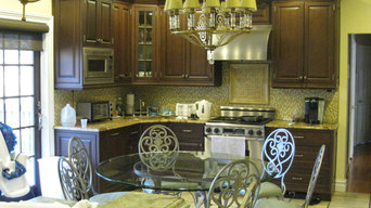 gorgeous kitchenette
