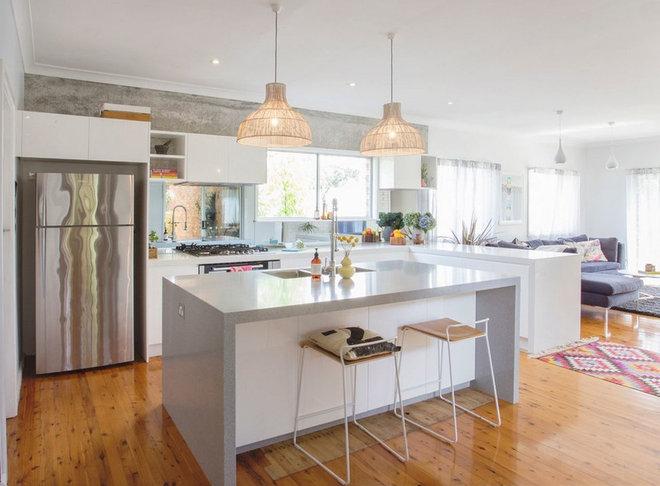 Scandinavian Kitchen by Granite Transformations