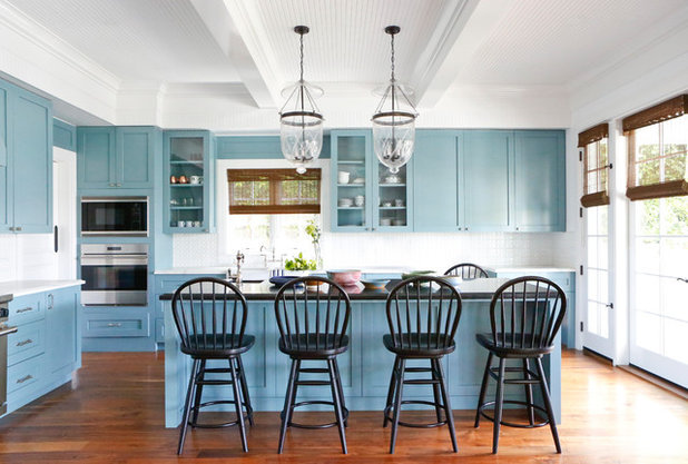 Farmhouse Kitchen by Storm Interiors