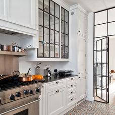 Contemporary Kitchen by FJ Interior Design