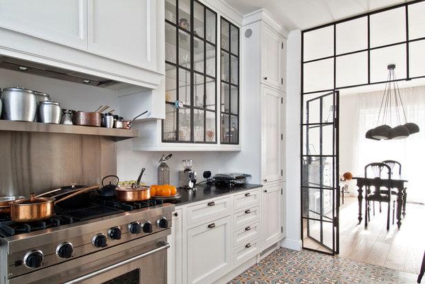Modern Küche by FJ Interior Design