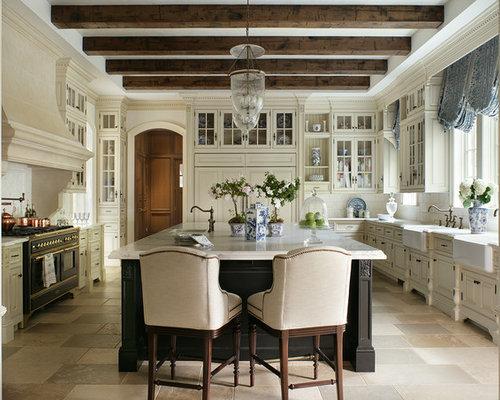 Best Kitchen with Beige Cabinets Design Ideas & Remodel Pictures | Houzz