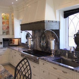 Gothic Kitchen in Rye, NY