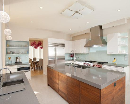 gourmet kitchen | houzz