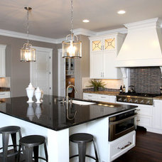 Contemporary Kitchen by Instyle Interiors