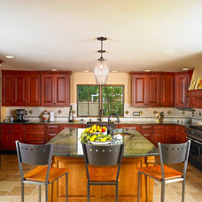 Traditional Kitchen by Pennington Builders