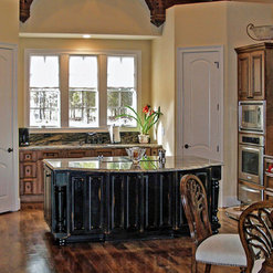 Gourmet Kitchens By Allen David Cabinetry