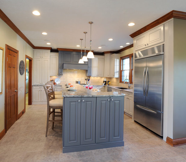 Clásico Cocina by Greater Dayton Building & Remodeling