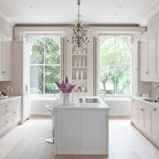 Transitional Kitchen by Mowlem & Co