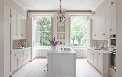 How to Make a Classic White Scheme Work in Your Kitchen