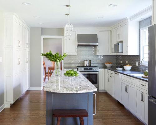142 321 Mid Sized Kitchen Design Ideas Remodels Photos