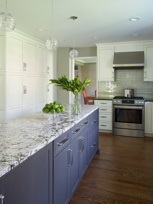 wonderful Kitchen Remodeling Glen Ellyn Il #9: SaveEmail. Graceful Gray Kitchen Remodel - Glen Ellyn, IL