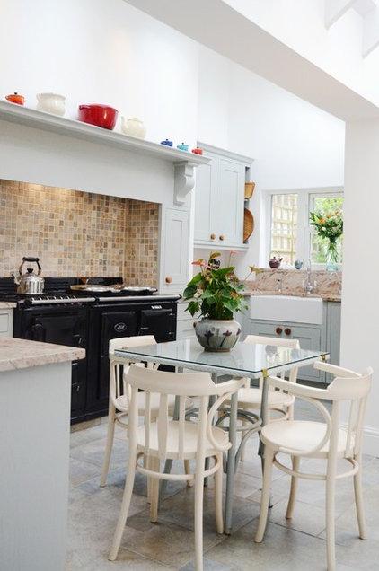 Traditional Kitchen by Susie Hammond Design