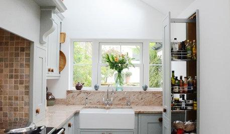 Нестандарт: Неожиданные варианты планировки кухонного гарнитура