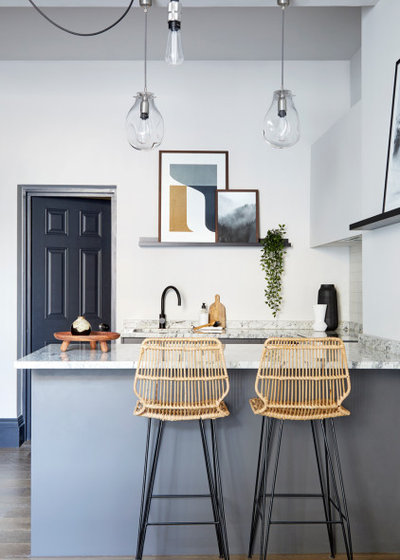 Scandinavian Kitchen by XI Projects