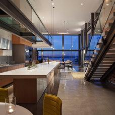 Modern Kitchen by E. Cobb Architects