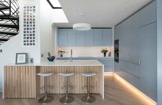 Scandinavian Kitchen by Noel Dempsey Design