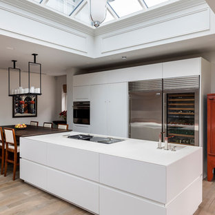 Grand House in St Johns Wood Refurbishment and Extension