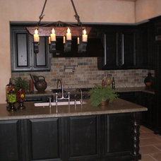 Traditional Kitchen by Affordable Chic