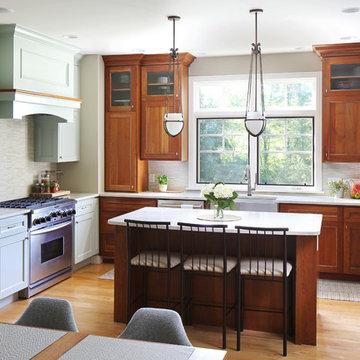 Grand River Drive kitchen remodel