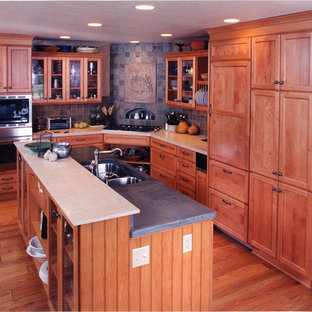 Granite Bay Kitchen and Two Bath Design & Remodel