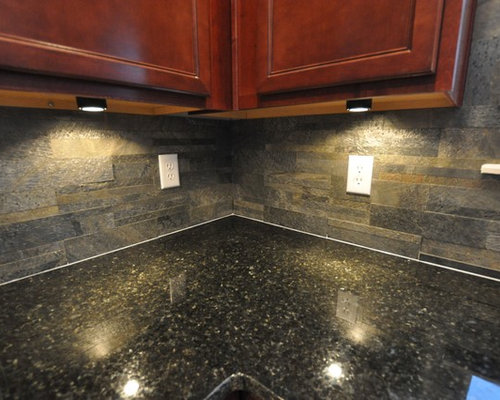 saveemail granite countertops and tile backsplash ideas - Granite Countertops With Backsplash