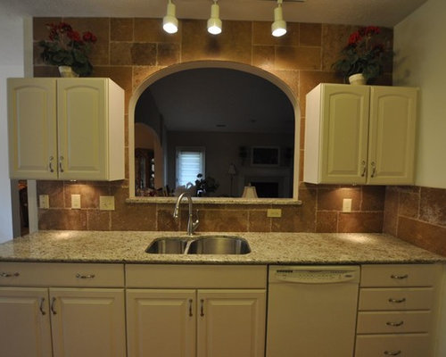 saveemail - Pictures Of Kitchen Countertops And Backsplashes