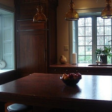 Traditional Kitchen by Ann Marie DiTomaso