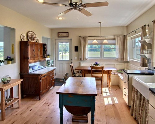 Vintage Hoosier Table Home Design Ideas, Pictures, Remodel and Decor