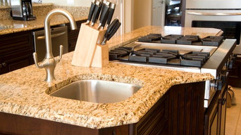 Granite kitchen and bath
