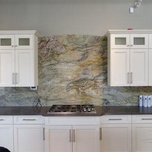 Granite Backsplash Kitchen Houzz