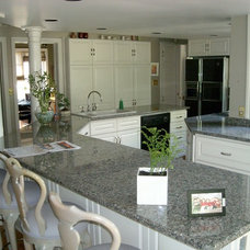 Traditional Kitchen by Dimanti Stone Works