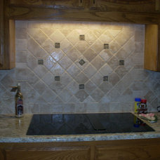 Traditional Kitchen by JFE Designs