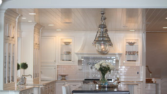 Granite, Marble and More Granite in Stunning Lakefront Cottage Style Home
