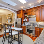 """Modern"" Country Kitchen - Traditional - Kitchen - DC Metro - by Harry Braswell Inc."