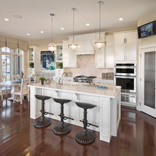 Traditional Kitchen by Kimberley Homes